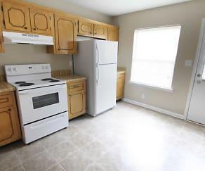 Kitchen, Concord Village