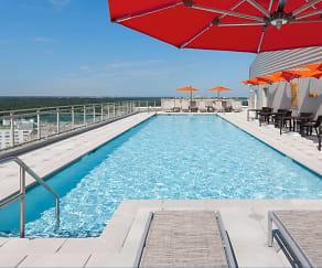 Pool, Eleven55 Ripley