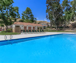 Pool, Sand Canyon Villas & Townhomes