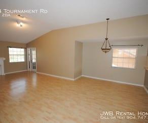 Living Room, 504 Tournament Rd