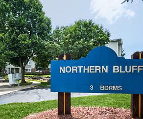 Community Signage, Northern Bluffs