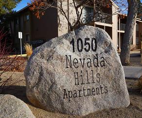 Community Signage, Nevada Hills