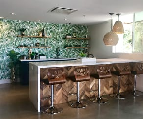 Dining Room, Runway Playa Vista