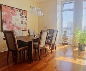 Dining Room, 1310 Fillmore Street, PH1B