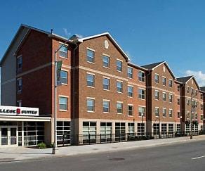 Building, College Suites at Washington Square - Per Bed Lease