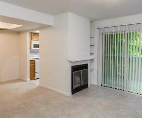 Living Room, Foxwood Condominiums