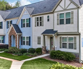 Building, Fountains at Kelly Mill Townhomes
