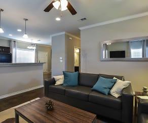 Living Room, Aspen Heights Corpus Christi