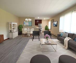 Living Room, Diamond Eight Terrace