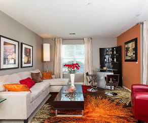 Living Room, Sunscape Apartments