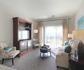 Living Room, Liberty Apartment Homes