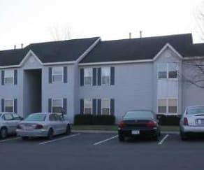 Building, Rosewood Garden Apartments