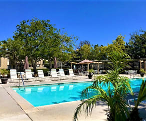 Pool, Newport Village Apartments