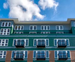 Building, Sedona Apartments