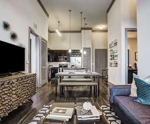 Living Room, Verus Apartments