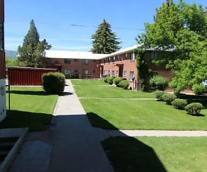 Building, Pocatello Heights Apartments