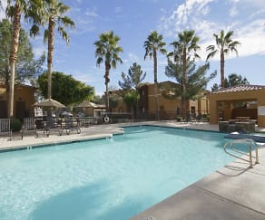 Pool, Desert Harbor Apartment Homes