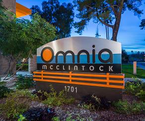 Community Signage, Omnia McClintock
