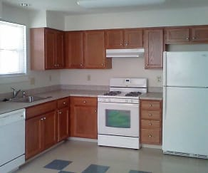 Kitchen, Newport Heights