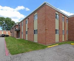 Building, Brendan Court
