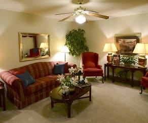 Living Room, Woodchase