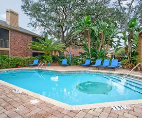 Pool, Turtle Creek Apartment Homes
