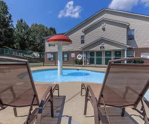 Pool, Madison Ridge Apartments
