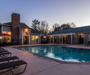 Pool, Forest Pointe Apartment Homes