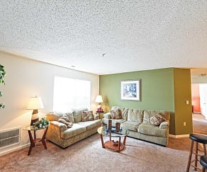 Living Room, Mallard Cove