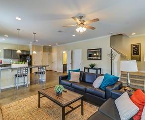 Living Room, Aspen Heights