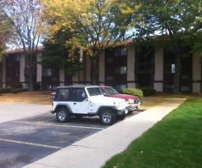 Building, Eagle Crest Apartments
