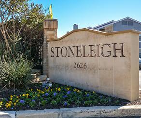 Community Signage, Stoneleigh