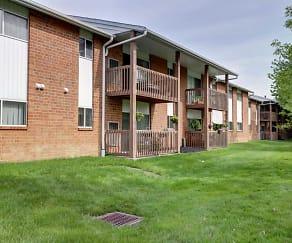 Building, Foxmoor Apartments