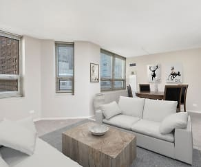 Living Room, The Chicagoan