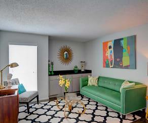 Living Room, Terrain at Medical