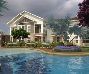 Pool, Verso Luxury Apartments