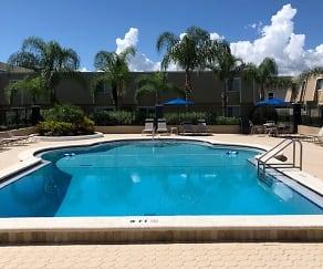 Pool, Serenity Lane