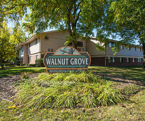 Building, Walnut Grove Apartments