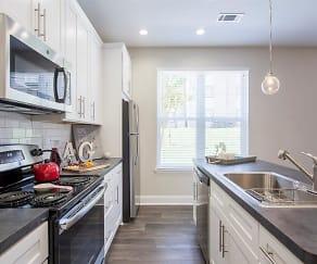 Kitchen, Mirador at Peachtree