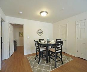 Dining Room, Kinway Apartments