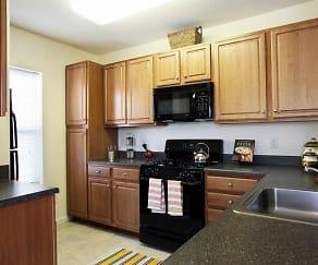 Kitchen, Summit Place