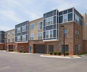 Building, Carlton Place