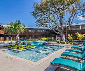 Pool, Reserve on Abrams