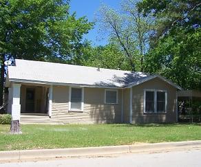Building, 634 S. Clayton Avenue