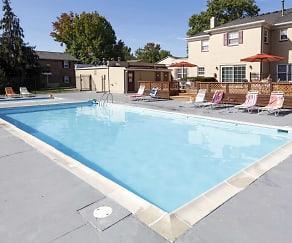 Pool, Martinique Terrace