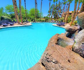 Pool, Ladera Apartments at Green Valley