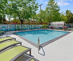 Pool, The BLVD