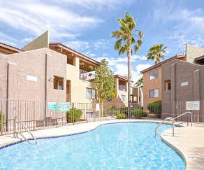 Pool, Tierra Hills - Tierra Palms