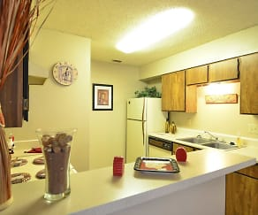 Kitchen, Sycamore Creek