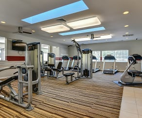 Fitness Weight Room, Mill Grove